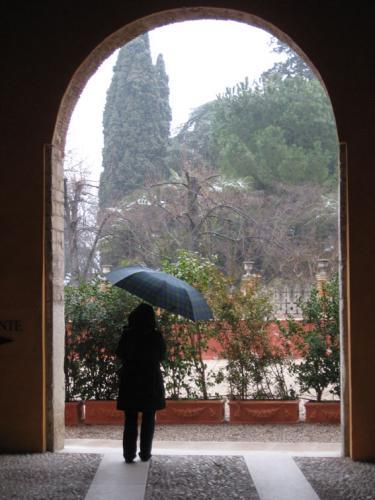 febbraio 2009 un giorno di pioggia foto personale
