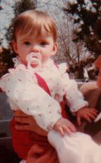 Alessia 6 mesi di vita