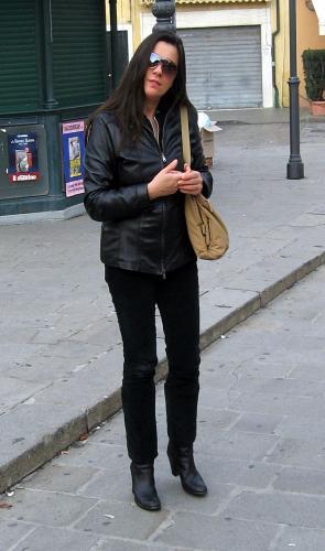 Novembre 2008 monica un giorno felice