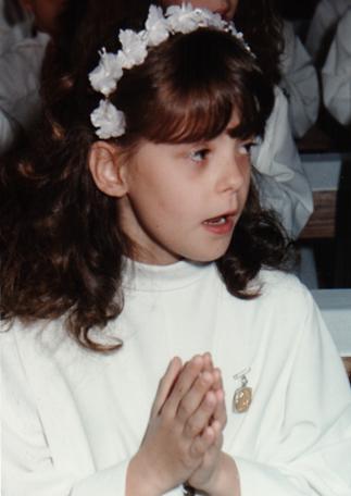 Alessia 8 anni