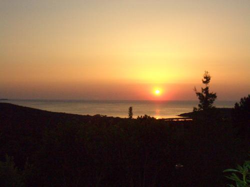 tramonto mio scatto