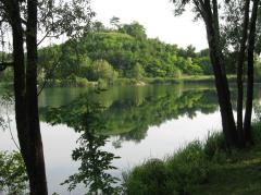 Lago Magico giugno 2008 foto personale