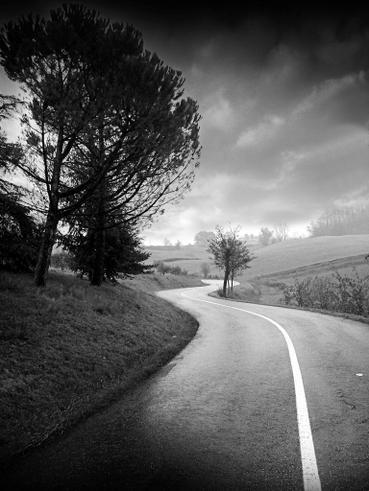Una strada
